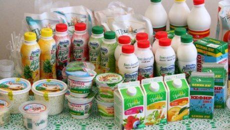 Молочная продукция Ижевск