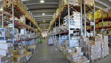 требования к хранению пищевых продуктов на складах