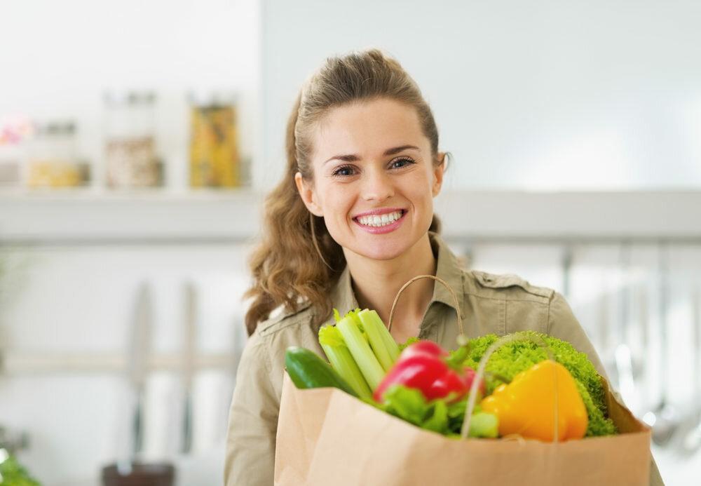заказать продукты с доставкой